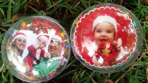 Bolas de natal personalizadas r 2 50 cada r 2 50 em - Bolas de cristal personalizadas ...
