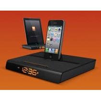 Corneta Xtrememac Ipod/iphone/ipad Reloj/alarma/fm/mp3