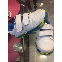 Zapatillas Bebé Adidas Talle 22