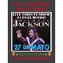 Entradas Sergio Cortes Michael Jackson Fila 1 Central + Meet