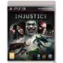 Juego Injustice Gods Among Us, Ps3, Nuevo, Sellado, A Meses
