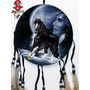 Escudo Xamã Totem Cavalo Filtro Dos Sonhos Indio Indígena