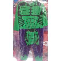 Disfraz Increible Hulk - Niños Talles - S M L - Envios!!