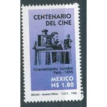 Sc 1947 Año 1995 Centenario Del Cine