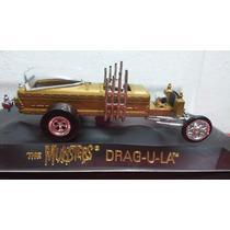 The Munsters Drag - U - La Johnny Lightning Magmas Esc 1/43