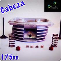 Cabeza Motor Culata Motoneta Italika Gy6 Gts175 Ws175 175cc