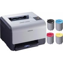 Oferta!! Impresora Samsung Laser Color Clp300 Para Repuesto.
