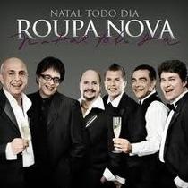 Cd Roupa Nova - Natal Todo Dia (original Lacrado)