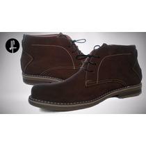 Zapatos Botines Casuales De Hombre