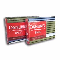 Combo X 4 Juegos De Sabanas Danubio 1 1/2 Plazas
