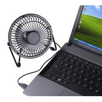Mini Ventilador Usb Portatil Notebook Articulavel Pc