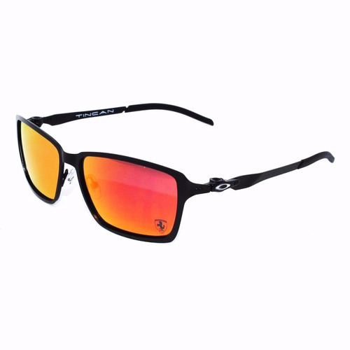 Óculos Oakley Tincan Ferrari 100% Polarizado Promoção!!! - R  120,00 ... 32e252800d