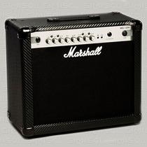 Marshall Mg 30w Reverb + Fx Amplificador Guitarra - Video