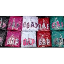 Kit Com 3 Blusas De Moletom Gap Femininas Atacado Varejo