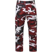 Pantalon Camuflado Americano Red