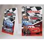 Cars 2 Souvenir Anotador Personalizado X 32!!!
