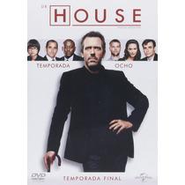 Dr. House, Temporada 8, Ocho. Serie De Tv En Dvd