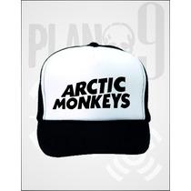 Gorra Trucker Arctic Monkeys