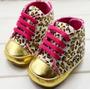 Zapatos Bebe Niña Animal Print