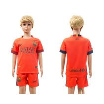 Uniforme Fc Barcelona Niños 2014-2015