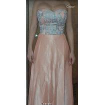 Vestido De Noche Para Mujer