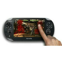 Psvita Pch-1104 Playstation (3g/wifi) Sony+cartao 4gb Brinde