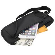 Bolsa Cangurera D Seguridad Ideal Para Viajes Oculta Secreta