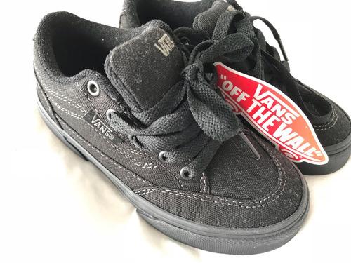 vans niño zapatillas 27