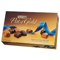 Pot Of Gold Surtido Leche Y Chocolates Oscuros Premium Colle