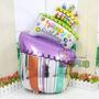 Globos Metalizados Gigantes Cumpleaños