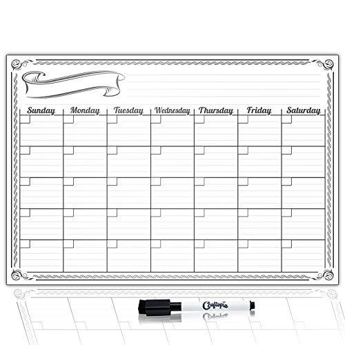 df067e42951ac Pizarra De Planificador De Calendario Mensual De Borrado En -   19.106 en Mercado  Libre