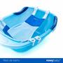 Red De Baño Nowy Baby Bañera Sosten Bebe Seguridad Azul