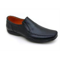 Zapatos De Vestir Chatitos Nauticos Cuero Verano 2016