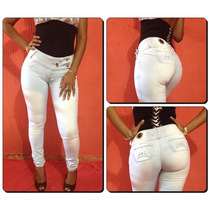 Calça Jeans Legging Deerf- Levanta Bumbum- Linda No Corpo!!