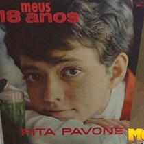 Rita Pavone 1964 Meus 18 Anos Lp Mono If I Had A Hammer