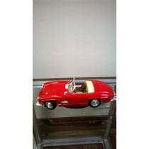 Mercedes 300 Sl 1/18-burago- X Rest.- Devoto Toys