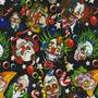 Animado - D16 - Crazy Clown - Ancho: 1m
