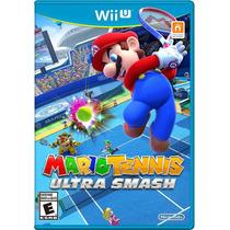 °° Mario Tennis Ultra Smash Para Wii U °° En Bnkshop