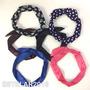 06 Tiaras Anitta Pin Up Usamimi Headband Escolha Kit Único