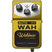 Pedal De Guitarra Waldman Awh3r Wah Volume Peak Road Fx