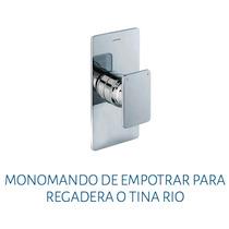 Monomando De Empotrar Para Regadera O Tina Urrea Rio 9455ri