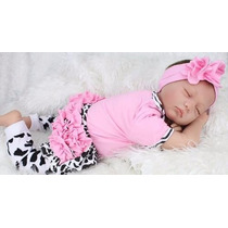 Bebê Reborn Ester! Dormindo! Frete Grátis!