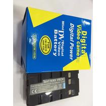 Bateria Filmadora Jvc 2100mah Para Bn V20 V20u V20us Vw-vbs1