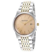 Reloj Dreyfuss & Co. Dgb00005-03 Es Stainless Steel Beige