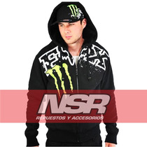 Campera Fox Monster Edicion Ricky Carmichael 2016 Nsr Motos