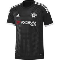 Playera Jersey Tercero Chelsea Fc 15/16 Hombre Adidas Ah5113