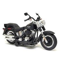 Harley-davidson Con Pilas Ciclos Motocicleta Motor Bikes Mig