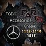 Panel De Puerta 1112/1114/1517 Mercedes Benz Y Mas...