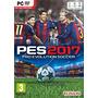 Pro Evolution Soccer Pes 2017 Pc Steam Original El Mas Bajo