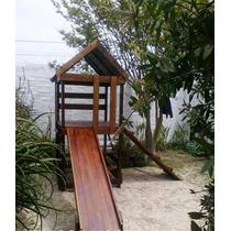 Mangrullos Para Jardines C/ Toboganes Y Trepadores -